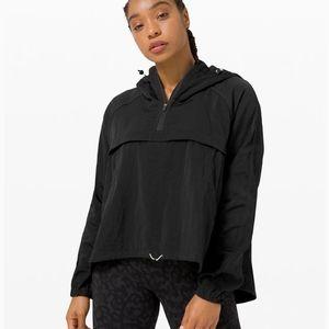Lululemon Seek Vista's 1/2 Zip Jacket